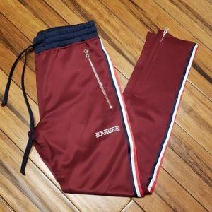 KARTER COLLECTION TRACK PANTS